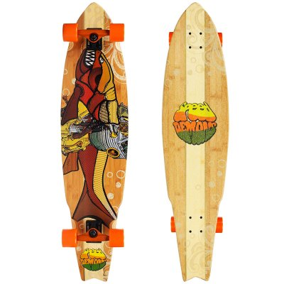 Speed Deamon Longboard Fish 9.843in x 41.732in