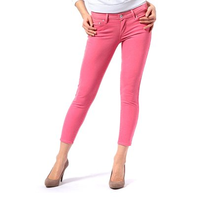 Levis Mid Rise Demi Curve Ankle Skinny