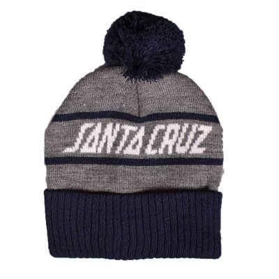 Santa Cruz Strip Stripe Beanie
