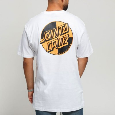 Santa Cruz Crash Dot Tee