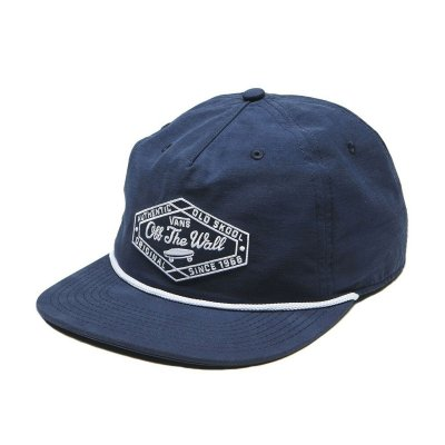 Vans Original Lock Up Unstructured Patch Snapback