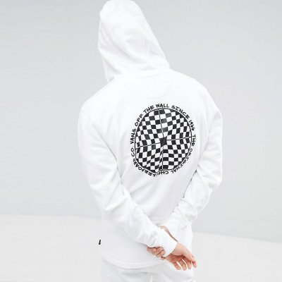 Vans Checkered 1/4 Zip Hoodie