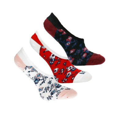 Vans Flower Powered Canoodle Socks 3 Pack