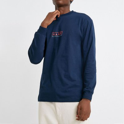 Vans Easy Box Long Sleeve