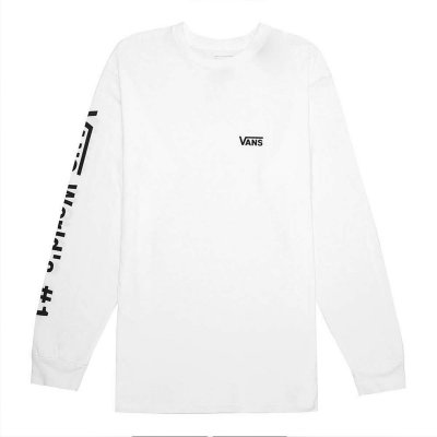Vans World's #1 Long Sleeve