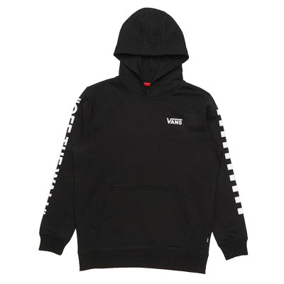 Vans Left Checkered Pullover Boys