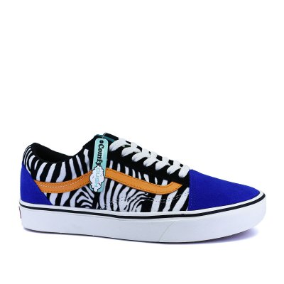 Vans Comfycush Old Skool (Zebra)