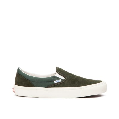 Vans OG Classic Slip-On (Suede/Canvas)